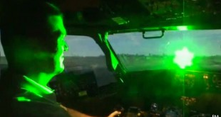 Growing laser threats to airline pilots, soldiers and military vehicles require new laser protection technologies