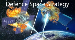 Countries plan military space strategy for space control , deterrence and space protection as the space becomes warfighting domain
