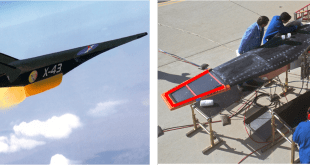 Countries devloping Ultra-High Temperature Materials (UHTM & UHTC) critical for Hypersonic Missiles and Space planes