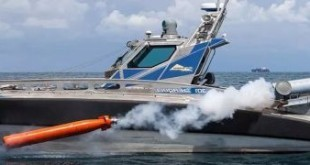 China and Israel develop Unmanned Surface Vehicles (USV ) that could fire missiles